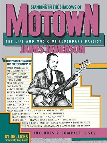 booksreddit.com:Standing in the Shadows of Motown: The Life and Music of Legendary Bassist James Jamerson