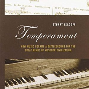 booksreddit.com:Temperament: How Music Became a Battleground for the Great Minds of Western Civilization
