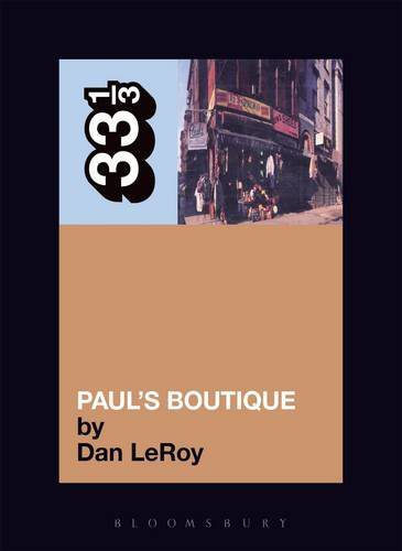 booksreddit.com:The Beastie Boys' Paul's Boutique (33 1/3)