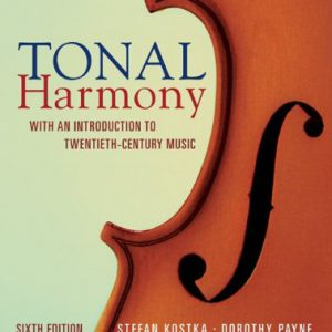 booksreddit.com:Tonal Harmony: With an Introduction to Twentieth Century Music