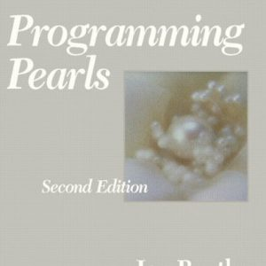 booksreddit.com:Programming Pearls (2nd Edition)